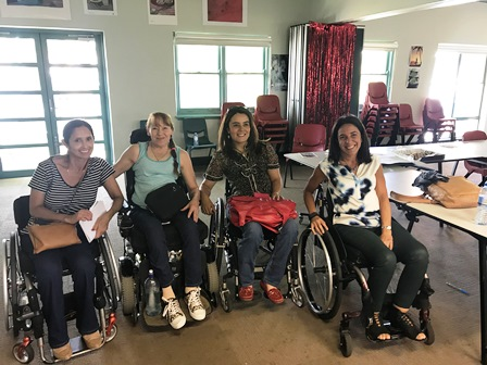 Women with Spinal Cord Injury network