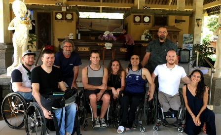 Bali – Good even for wheelchairs
